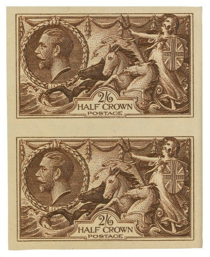 Seahorse stamps