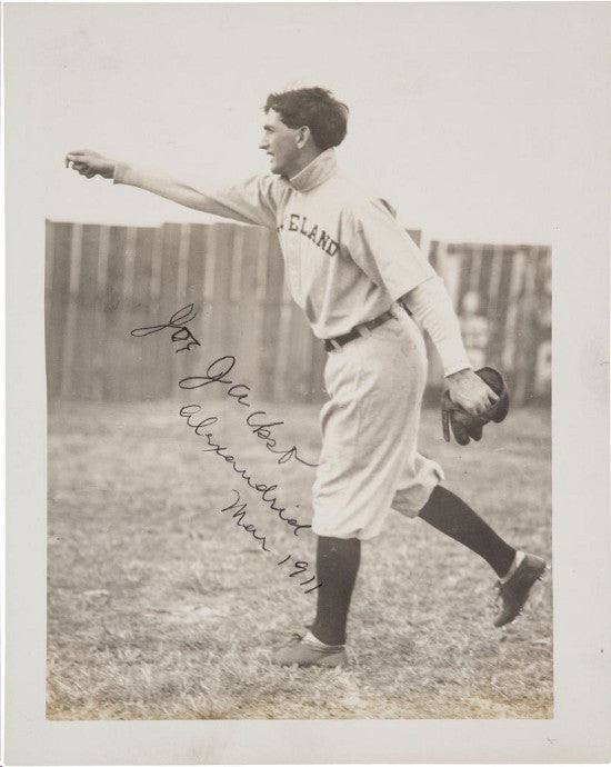 Shoeless Joe signed