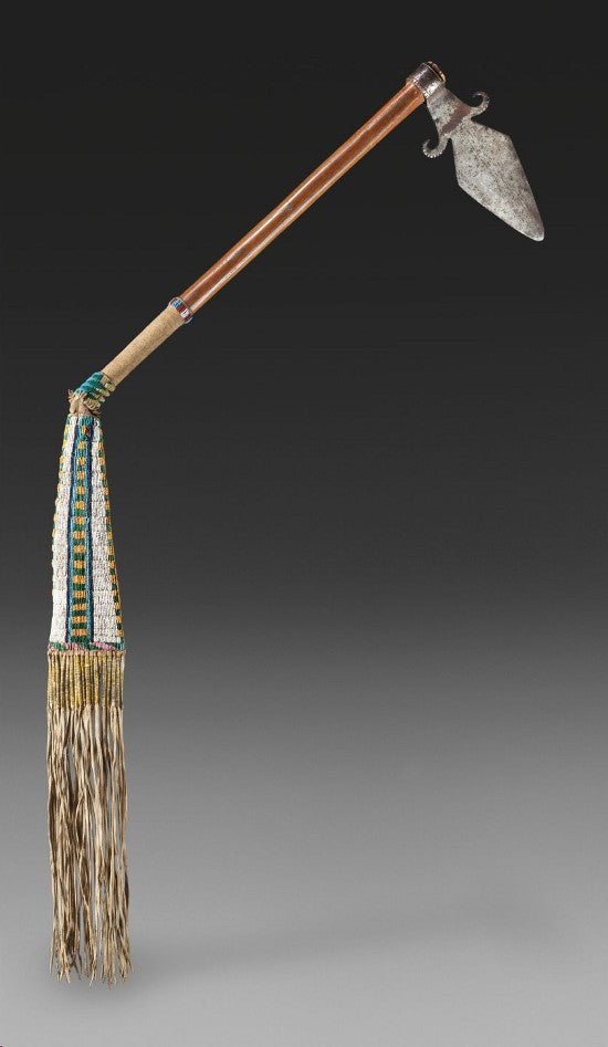 Sioux tomahawk heritage