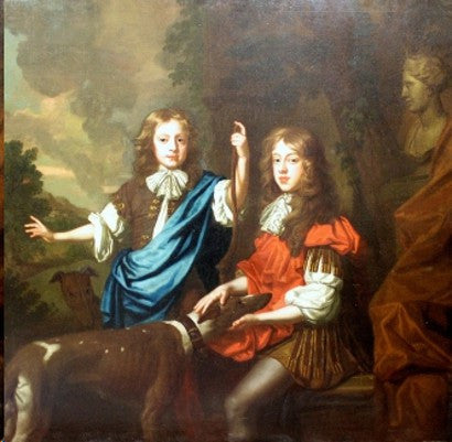 'Sir Peter Lely' painting auctions with 1140% increase on estimate