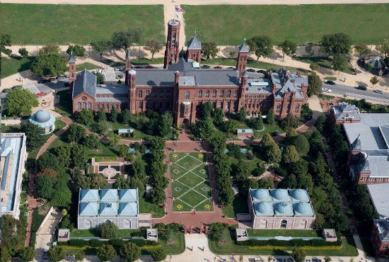 Smithsonian building DC