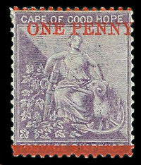 Warick and Warick stamp auction
