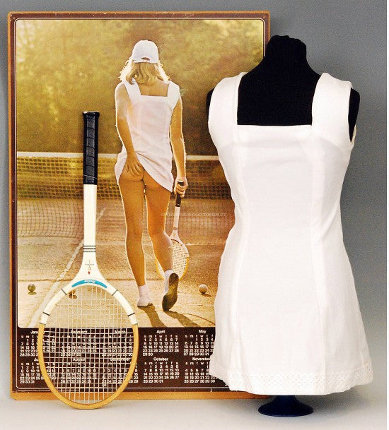 Tennis Girl dress