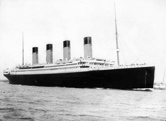 Titanic photo wiki