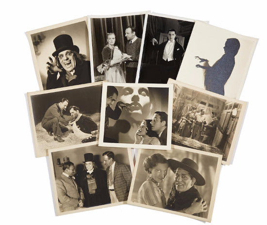 Tod Browning archive