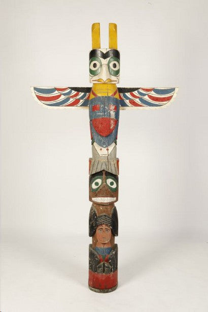 totem pole auction