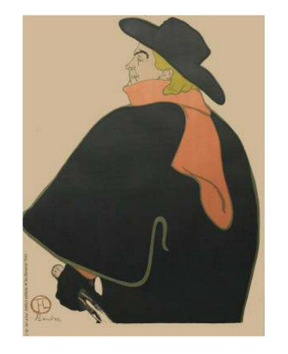 Henri de Toulouse-Lautrec poster to auction on February 5 for $90,000?
