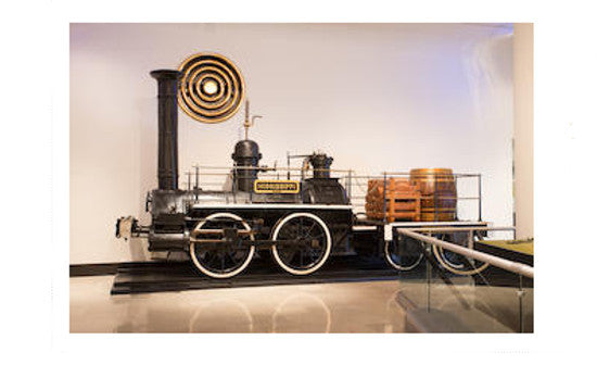 Train Bonhams Simeone