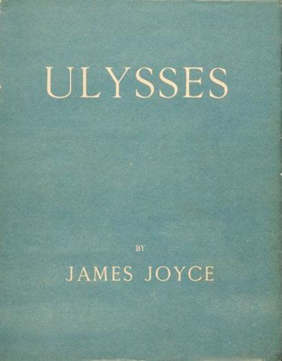 A Ulysses first edition