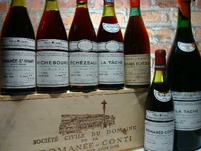 Revered DRC Burgundy including a bottle of 1985 Romanee-Conti and a jeroboam of 1971 La Tache