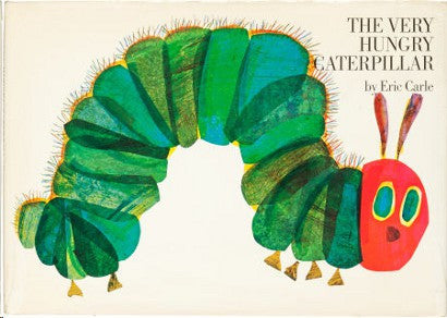 Very Hungry Caterpillar Carle