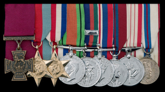 Victoria Cross Canadian