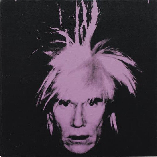 Warhol Andy portrait