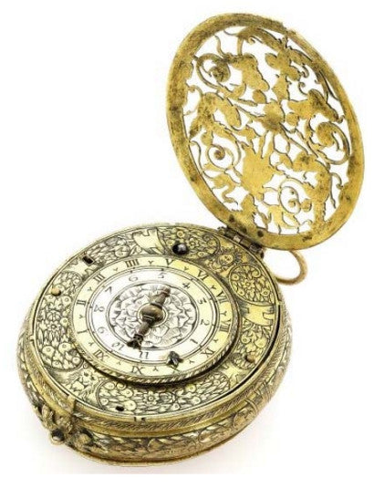 watch with alarm made by Estienne Papon in Gien