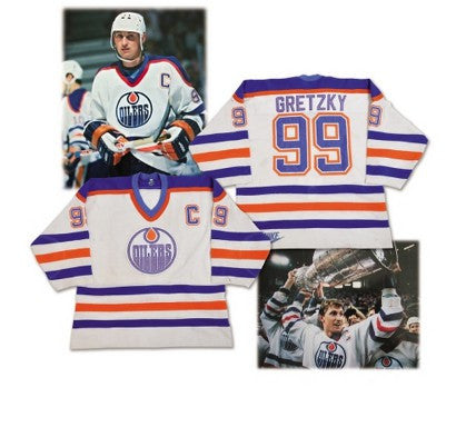Wayne Gretzky auction
