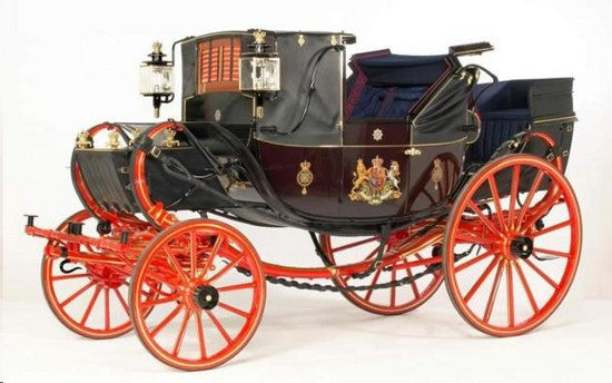 William royal carriage