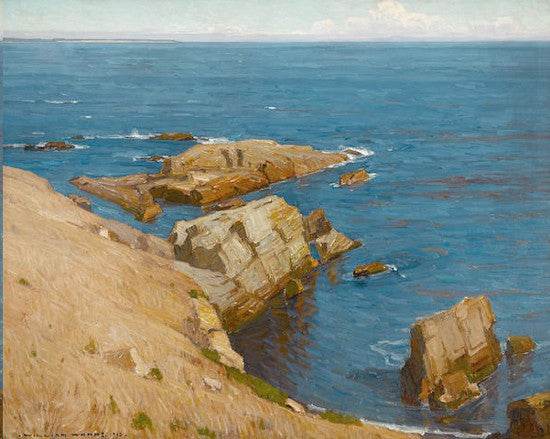 William Wendt California