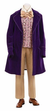 1971 Willy Wonka costume