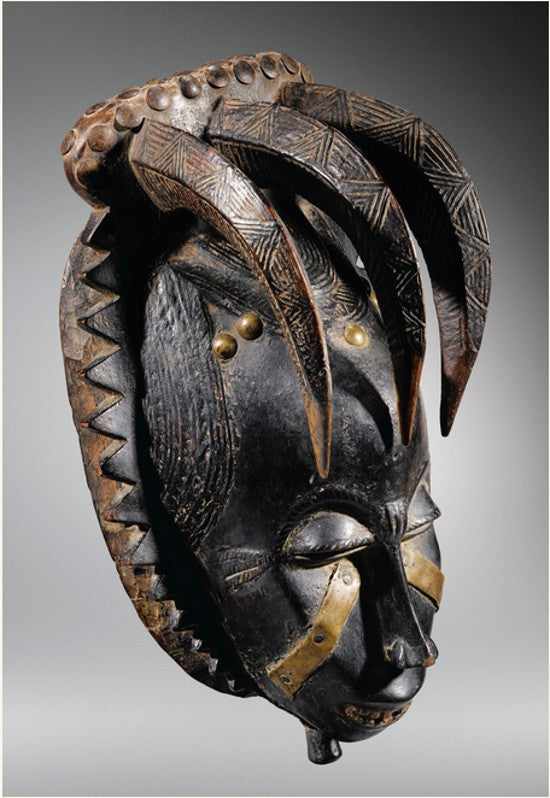 Yaure mask Sotheby's