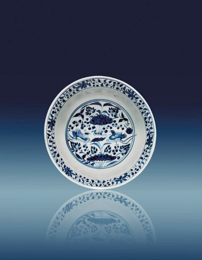 Yuan Dynasty bowl sold for $128,100