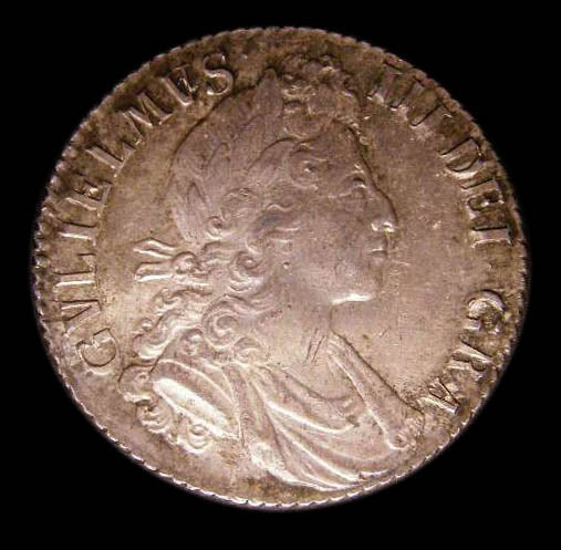 Shilling William III 1700