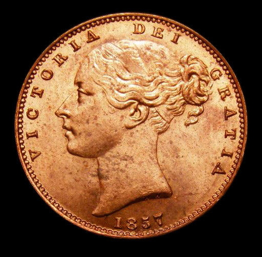 Farthing Victoria 1857