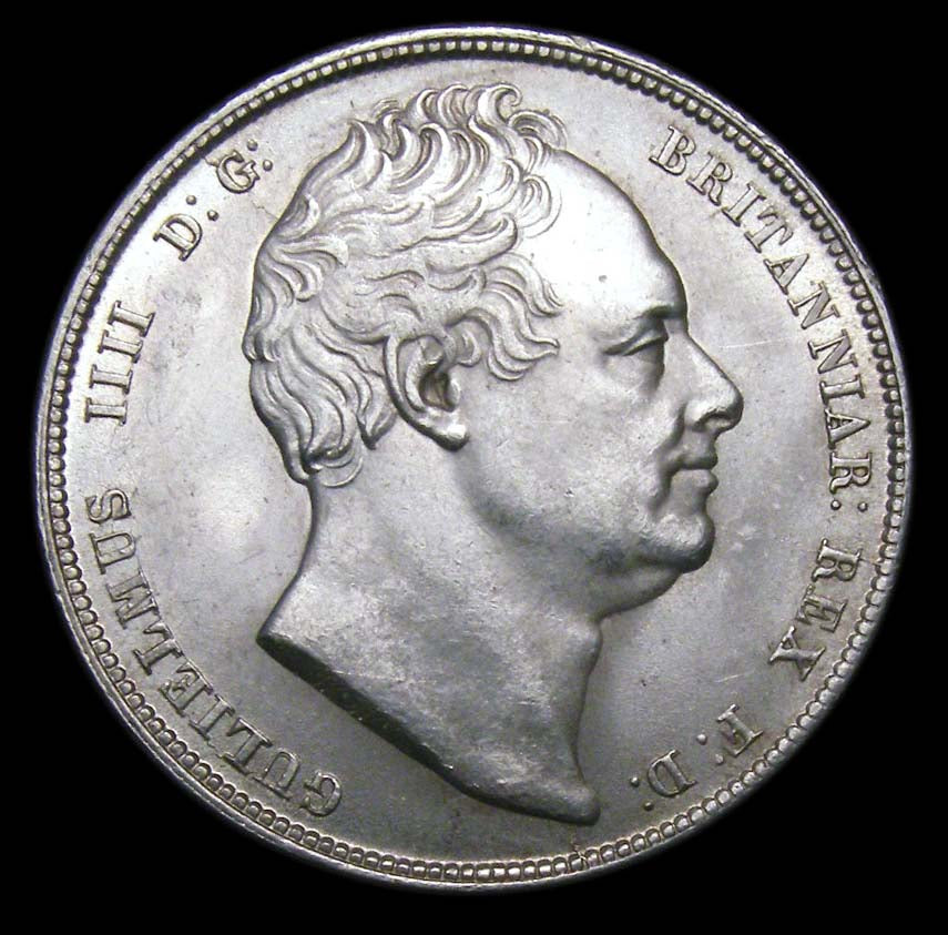 Halfcrown William IV 1835