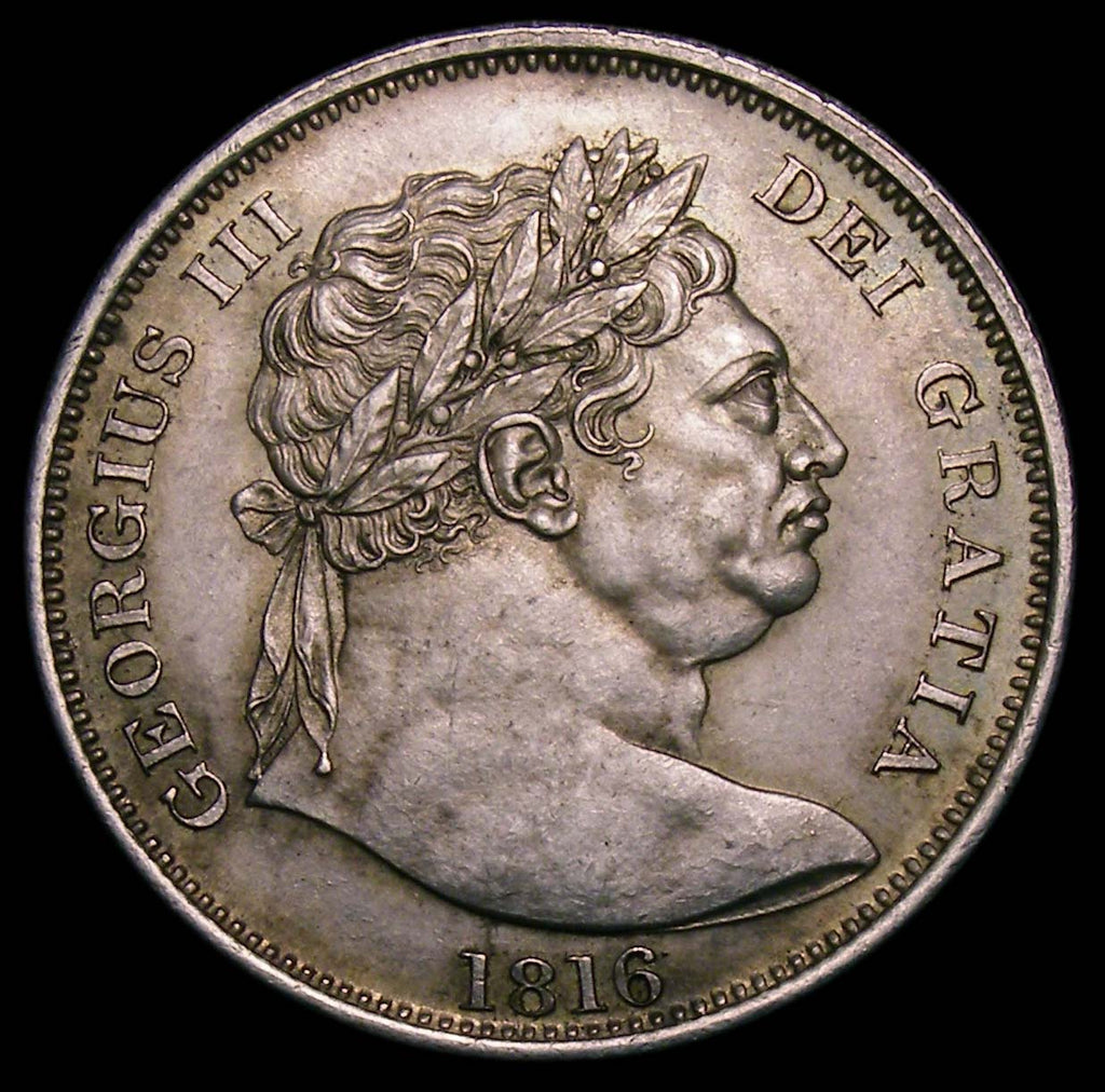 Halfcrown George III 1816