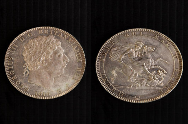George III Crown 1818