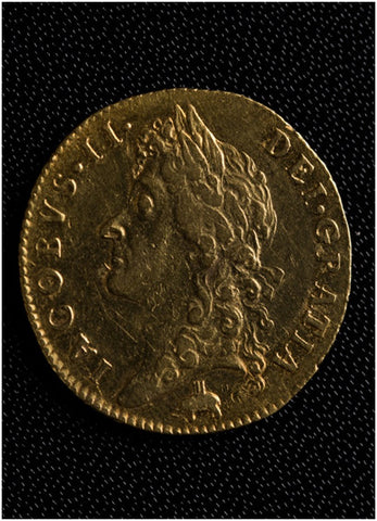 James II gold guinea