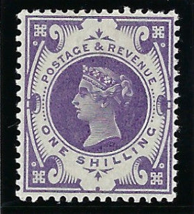 Great Britain 1899 1s