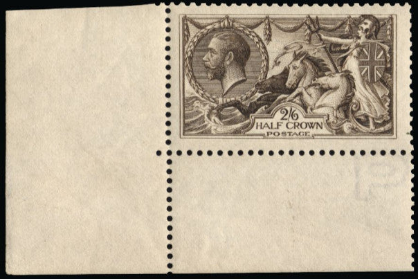 Great Britain 1913 King George V 2s6d