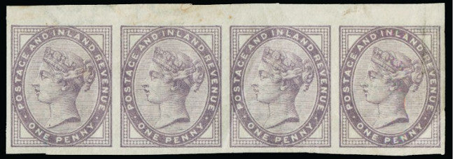 Great Britain 1881 1d mauve (Die 2). SG174a