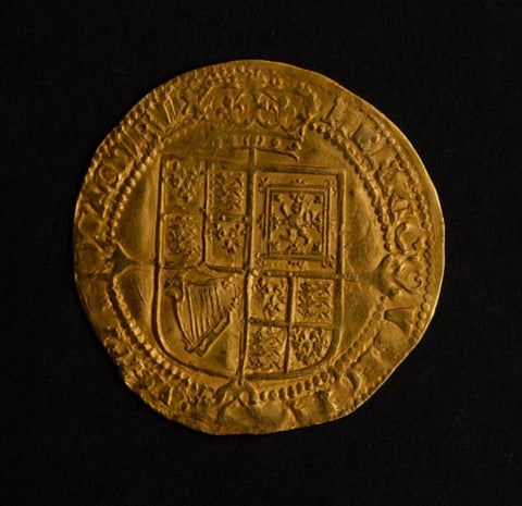 James I gold ten shilling