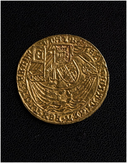Edward IV First Reign gold coin