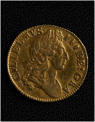 William III gold guinea