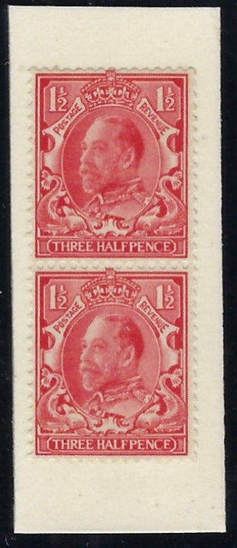 Great Britain 1915 2s6d Very deep brown SG405wj