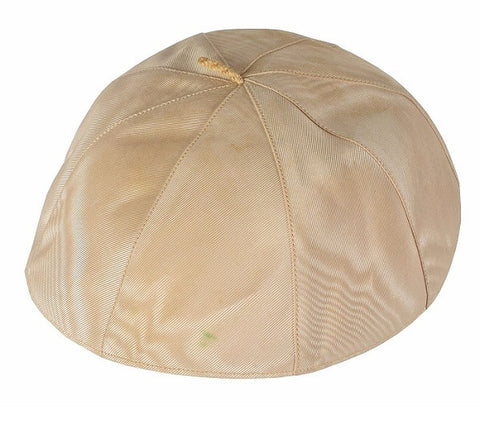 Pope Pius XII Personally Owned and Worn Skullcap