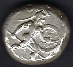 Pamphylia, Aspendos AR Stater 460-430bc. Very fine.