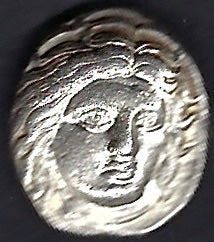 Casia, Rhodes AR 340-310bc  Good Extremely Fine