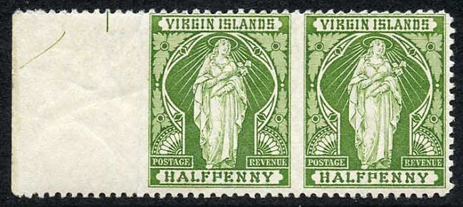 British Virgin Islands 1899 SG43c