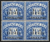 British Occupation of Italian Colonies 1950 1s on 1s deep blue, SGED10a