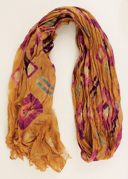 Jimi Hendrix owned and worn scarf
