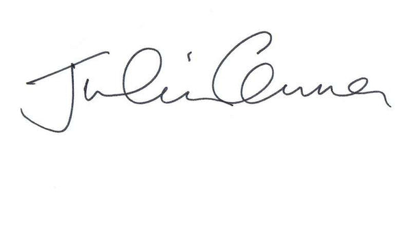 Julian Lennon Signature