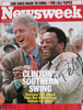 15 signed Newsweek covers from the Abraham Lincoln Collection