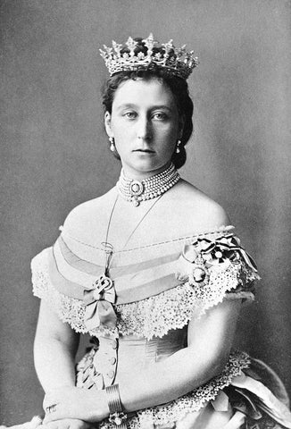 Princess Alice Hair Strand