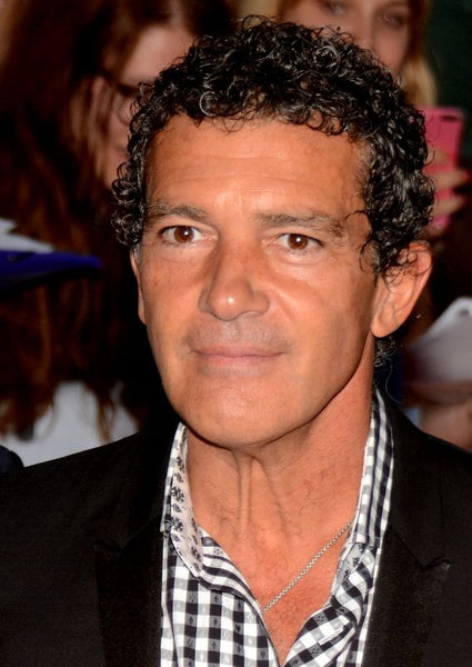 Antonio Banderas Hair