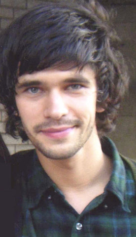 Ben Whishaw Hair Strand