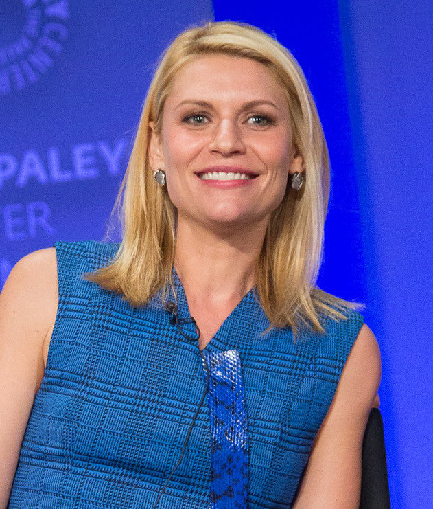 Claire Danes Authentic Strand of Hair