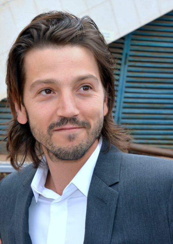 Diego Luna Authentic Strand of Hair